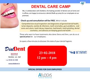 Dental Camp Atlogys