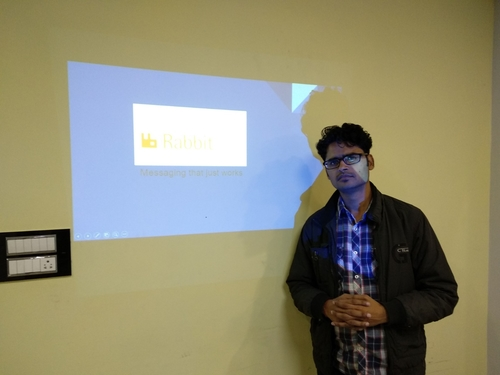 Gaurav Garg Atlogys RabbitMQ