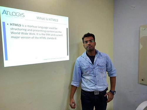 Yatendra Atlogys Web developer