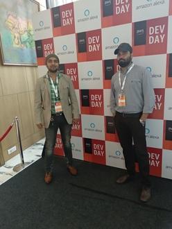 Rohit Abhaya @ AWS